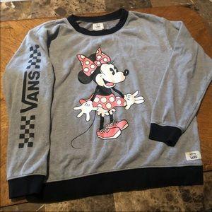 Minnie Mouse vans